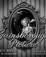 Main title from Trio (1950) (2). Gainsborough Pictures