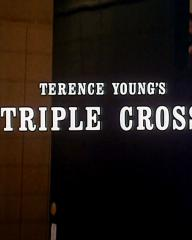 Main title from Triple Cross (1966) (10).  Terence Young's Triple Cross