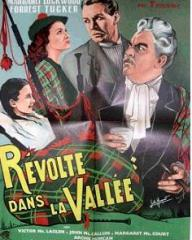 French poster for Trouble in the Glen (1954) (1)