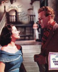 Lobby card from Trouble in the Glen (1954) (13)