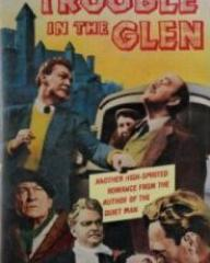 Poster for Trouble in the Glen (1954) (1)
