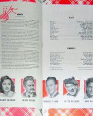 Pressbook for Trouble in the Glen (1954) (1)