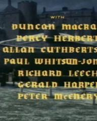 Main title from Tunes of Glory (1960) (6)