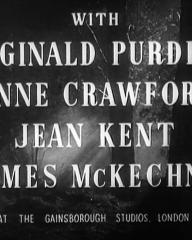 Main title from Two Thousand Women (1944) (3). With Reginald Purdell, Anne Crawford, Jean Kent, James McKechnie