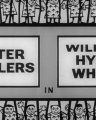 Main title from Two Way Stretch (1960) (2). Peter Sellers, Wilfrid Hyde-White in