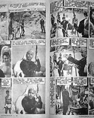 Ultra Ciencia magazine featuring Mysterious Island.  1962.