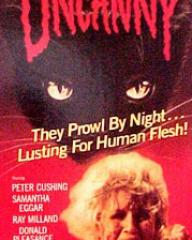 DVD cover of The Uncanny (1977) (3)