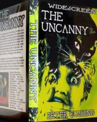 DVD cover of The Uncanny (1977) (5)