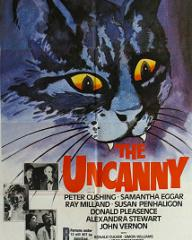 Poster for The Uncanny (1977) (1)
