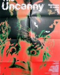 Poster for The Uncanny (1977) (2)