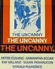 Poster for The Uncanny (1977) (3)