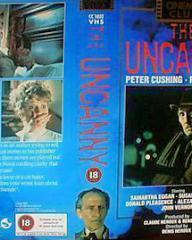 Video cover from The Uncanny (1977) (1)