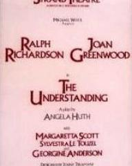 Programme from The Understanding (1982) at the Strand Theatre, London (1)