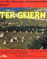 German lobby card from Unter Geiern [Frontier Hellcat] (1964) (1)