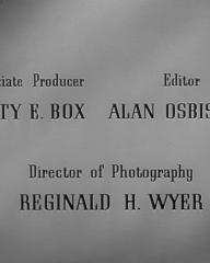 Main title from The Upturned Glass (1947) (9)