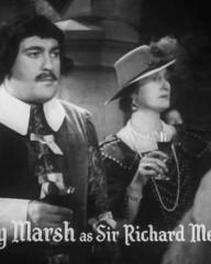 Main title from The Vicar of Bray (1937) (10).  Garry Marsh as Sir Richard Melross