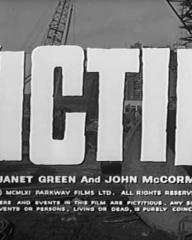Main title from Victim (1961)