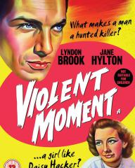 Violent Moment DVD from Network and the British Film.  Features Lyndon Brook and Jane Hylton