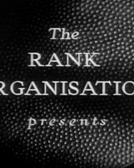 Main title from Violent Playground (1958) (1). The Rank Organisation presents