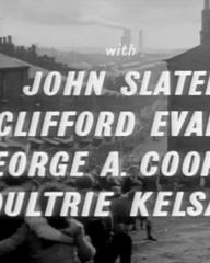 Main title from Violent Playground (1958) (6). With John Slater, Clifford Evans, George A Cooper, Moultrie Kelsall
