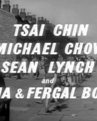 Main title from Violent Playground (1958) (7). Tsai Chin, Michael Chow, Sean Lynch and Brona and Fergal Boland