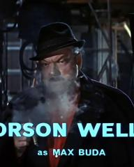 Main title from The VIPs (1963) (10). Orson Welles as Max Buda
