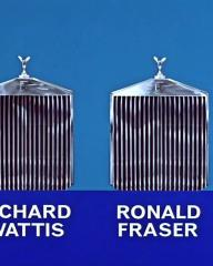 Main title from The VIPs (1963) (13). Dennis Price, Richard Wattis, Ronald Fraser and David Frost