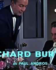 Main title from The VIPs (1963) (4). Richard Burton as Paul Andros