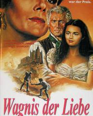 German poster for Wagnis der Liebe [A Hazard of Hearts] (1987) (1)