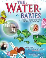 DVD cover of The Water Babies (1978) (2)