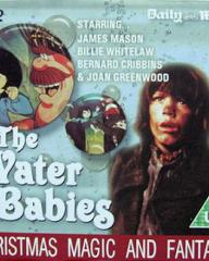 DVD cover of The Water Babies (1978) (3)