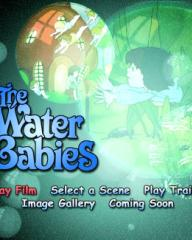 DVD cover of The Water Babies (1978) (4)