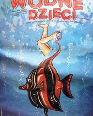 Polish poster for The Water Babies (1978) (1)