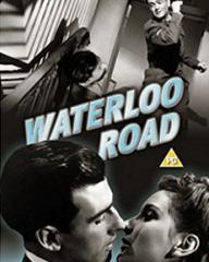 DVD cover of Waterloo Road (1945) (1)