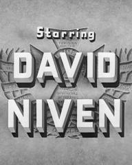 Main title from The Way Ahead (1944) (4). Starring David Niven