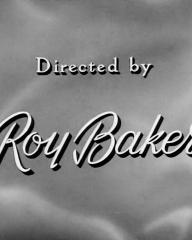 Main title from The Weaker Sex (1948) (12).  Directed by Roy Baker