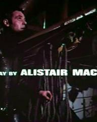 Main title from When Eight Bells Toll (1971) (18).  Screenplay by Alistair MacLean
