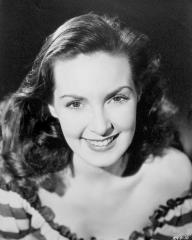 Patricia Roc (as Lily Bates) in a poster for When the Bough Breaks (1947) (2)