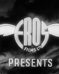 Main title from Where There's a Will (1955) (1).  Eros Films Ltd presents