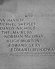 Main title from Where There's a Will (1955) (4)