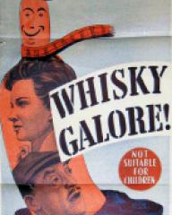 Australian poster for Whisky Galore! (1949) (1)