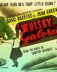 Lobby card from Whisky Galore!