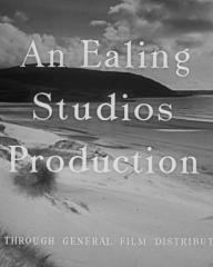 Main title from Whisky Galore! (1949) (2). An Ealing Studios production