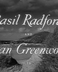 Main title from Whisky Galore! (1949) (3). Basil Radford and Joan Greenwood in