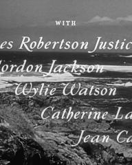 Main title from Whisky Galore! (1949) (5). With James Robertson Justice, Gordon Jackson, Wylie Watson, Catherine Lacey, Jean Cadell