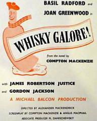 Whisky Galore! poster