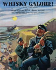 Poster for Whisky Galore! (1949) (3)
