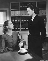 Lottie Smith (Joan Greenwood), who has been remanded on a charge of attempting to murder her child and commit suicide herself, asks the warden of the remand home, Lucy Glover (Margaret Lockwood) what she knows about unhappiness.  'Quite a lot,' retorts Lucy, who is separated through divorce from her own child