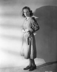 Joan Greenwood (as Lottie Smith) in a photograph from The White Unicorn (1947) (61)