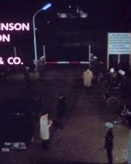 Main title from Who? (1974) (1)  A Barry Levinson production for Maclean & Co